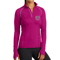 OGIO® ENDURANCE Ladies Nexus 1/4-Zip Pullover Thumbnail